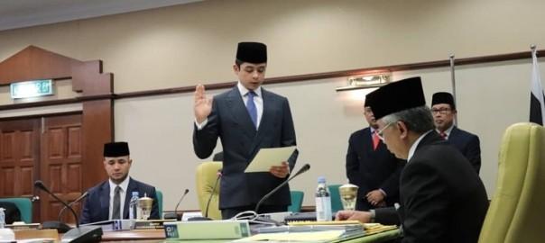 KDYMM Tengku Hassanal YDP MUIP-13