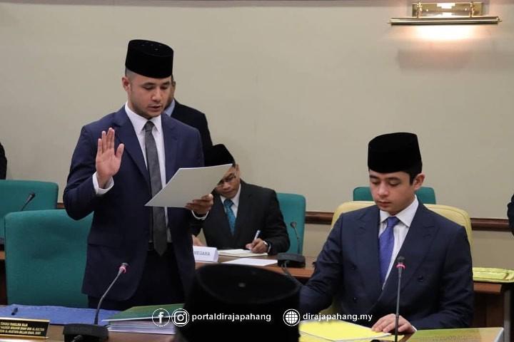 KDYMM Tengku Hassanal YDP MUIP-14