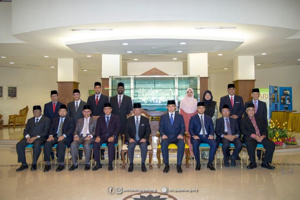 KDYMM Tengku Hassanal YDP MUIP-15
