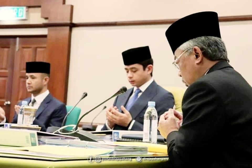 KDYMM Tengku Hassanal YDP MUIP-16