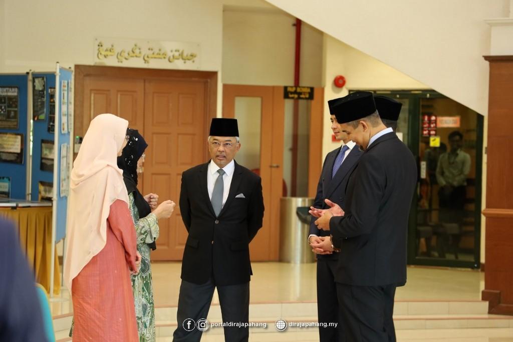 KDYMM Tengku Hassanal YDP MUIP-2