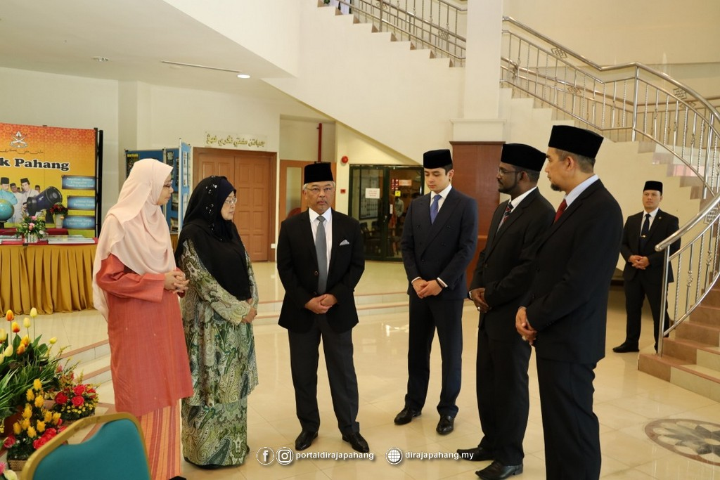 KDYMM Tengku Hassanal YDP MUIP-3