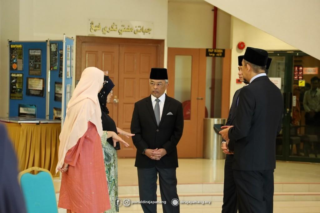 KDYMM Tengku Hassanal YDP MUIP-4