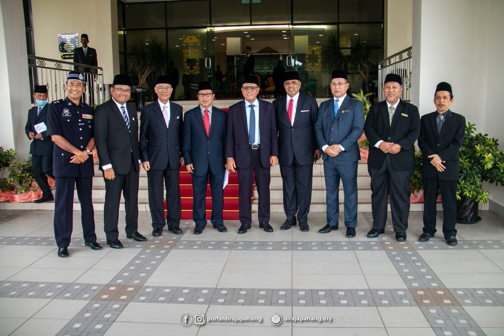 KDYMM Tengku Hassanal YDP MUIP-6