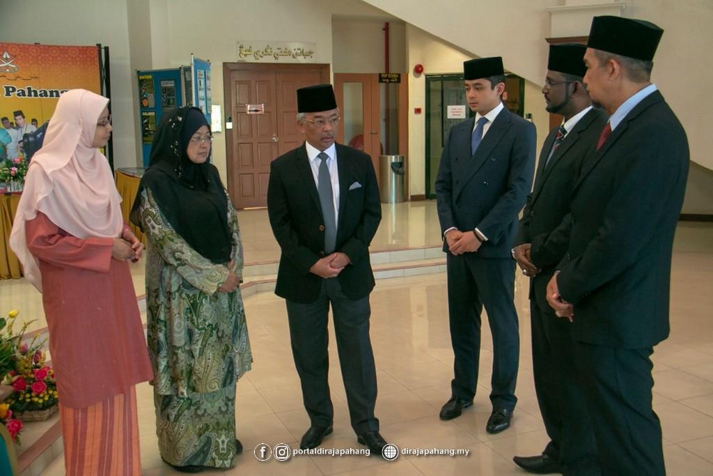 KDYMM Tengku Hassanal YDP MUIP-7