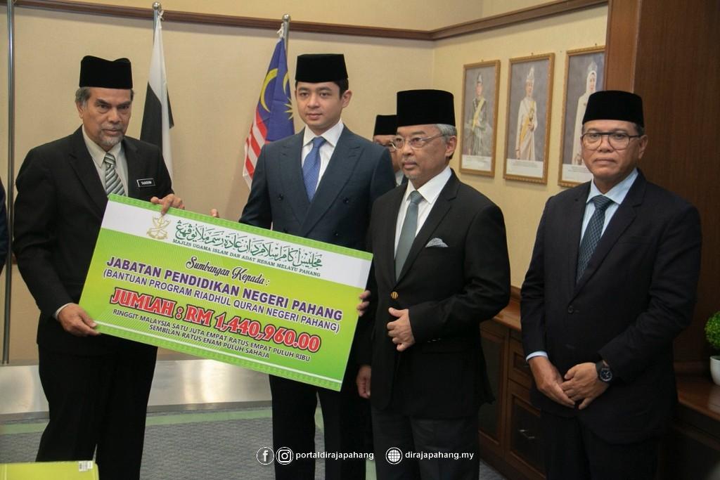 KDYMM Tengku Hassanal YDP MUIP-9