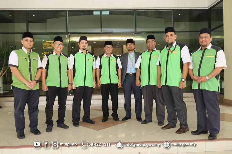Pemangku Raja Melawat Majlis Ugama Islam Dan Adat Resam Melayu Pahang1