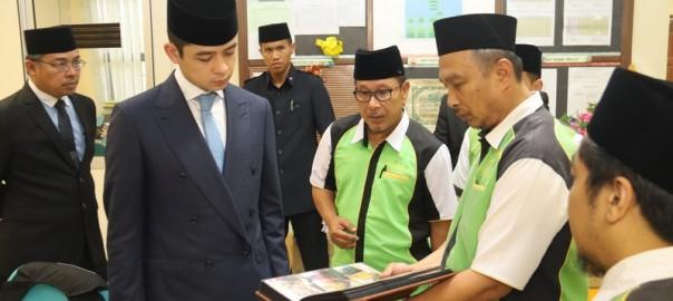 Pemangku Raja Melawat Majlis Ugama Islam Dan Adat Resam Melayu Pahang12