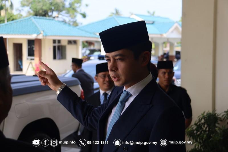 Pemangku Raja Melawat Majlis Ugama Islam Dan Adat Resam Melayu Pahang14