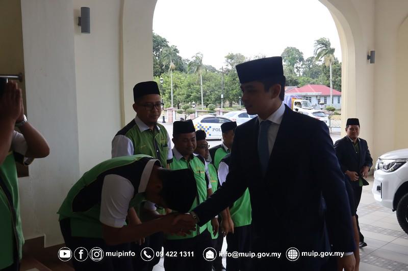 Pemangku Raja Melawat Majlis Ugama Islam Dan Adat Resam Melayu Pahang2