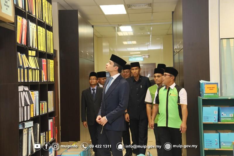 Pemangku Raja Melawat Majlis Ugama Islam Dan Adat Resam Melayu Pahang7