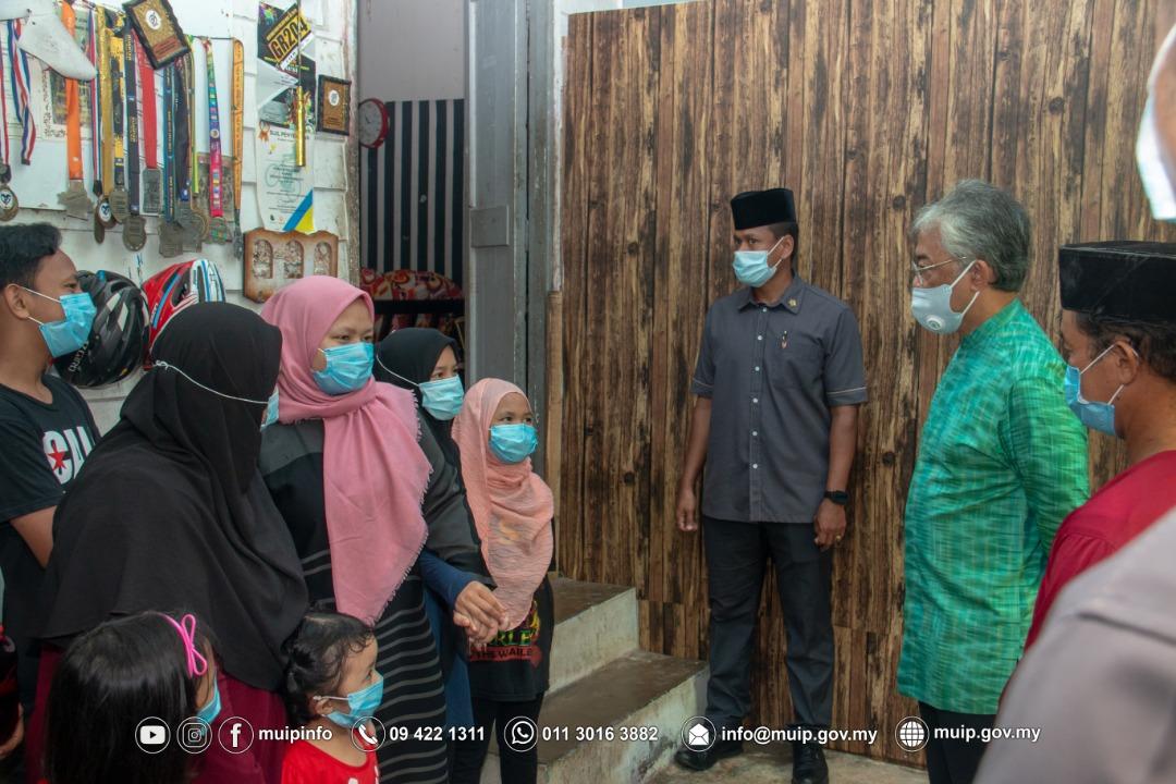 Prihatin Kebajikan Asnaf (6)