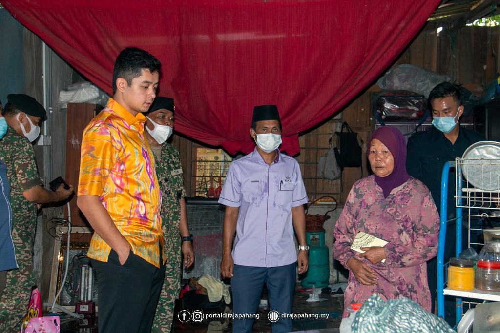 Bantuan Bencana Ribut Daerah Jengka (6)