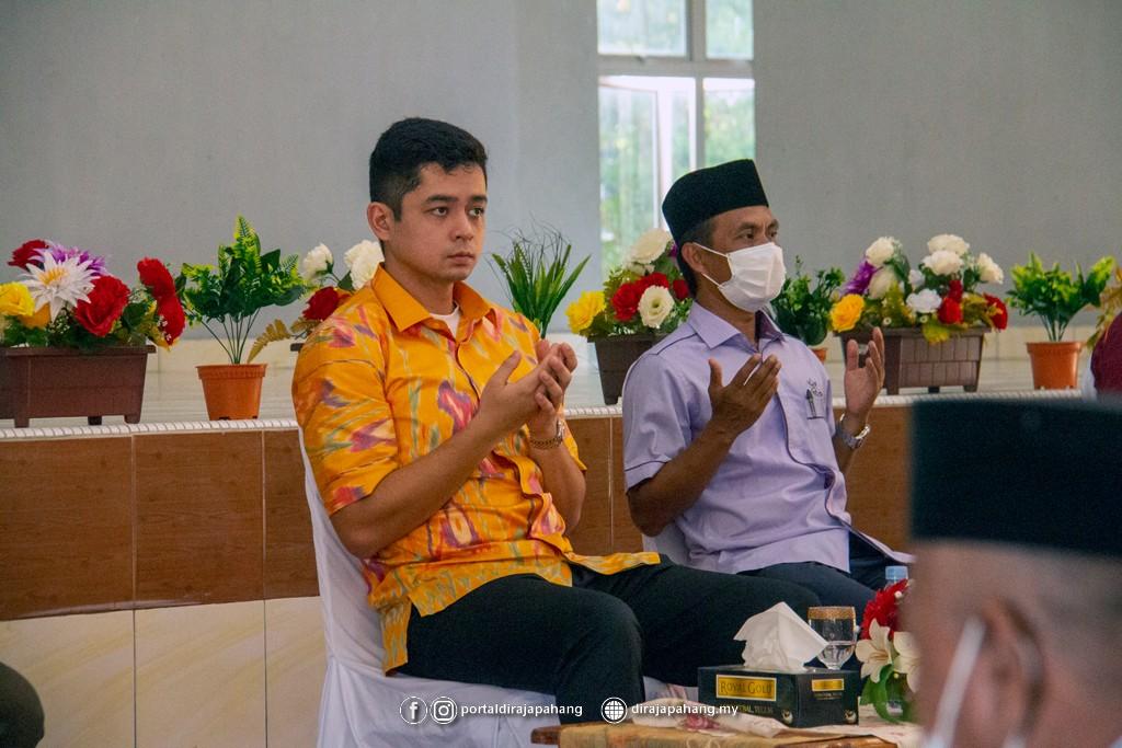 Bantuan Bencana Ribut Daerah Jengka (7)