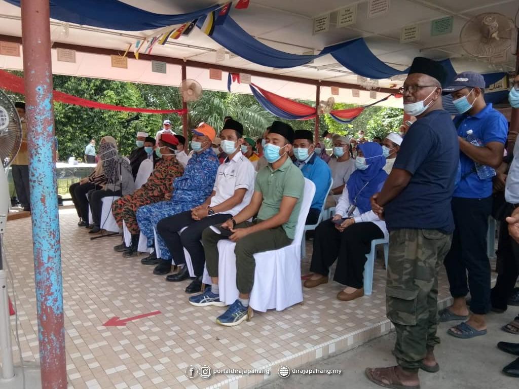 Melawat Mangsa Banjir (13)