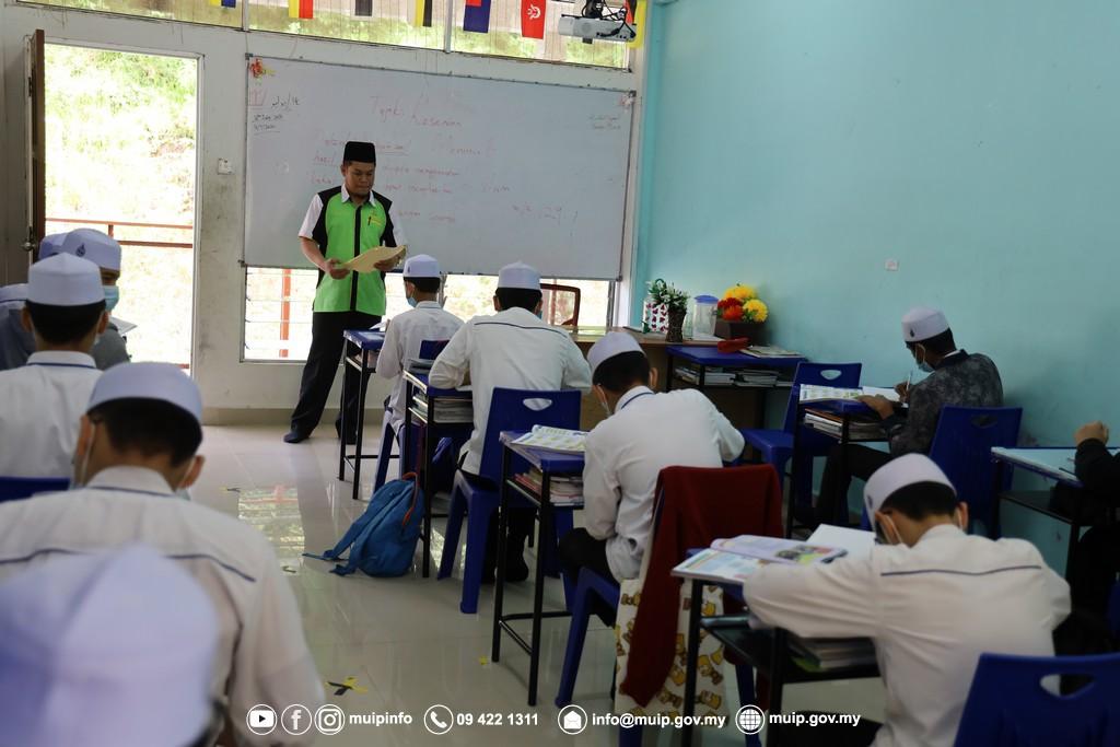 Pemantauan Persediaan Pembukaan Maahad Tahfiz (2)