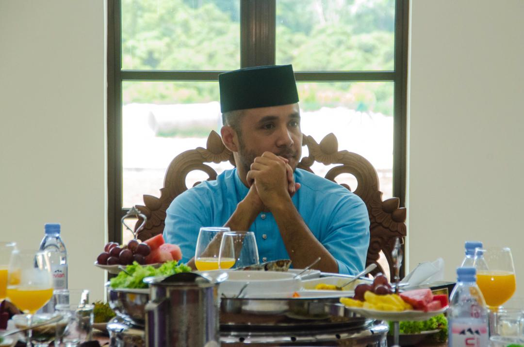 Solat Jumaat Pertama di Masjid Baru Benta (11)
