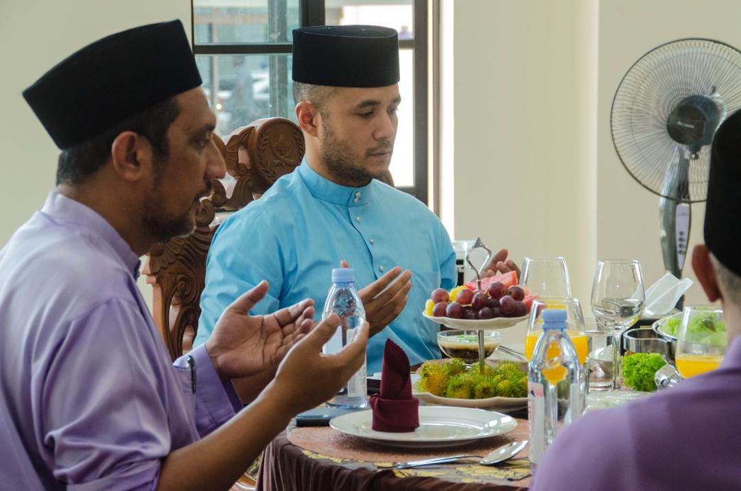 Solat Jumaat Pertama di Masjid Baru Benta (12)