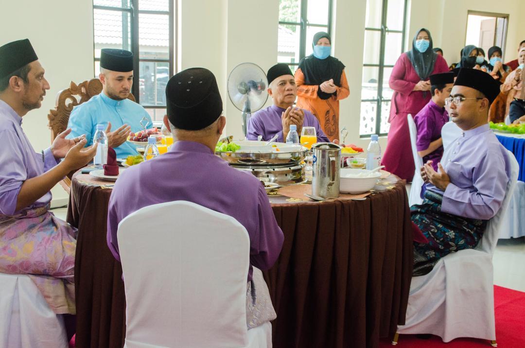 Solat Jumaat Pertama di Masjid Baru Benta (13)