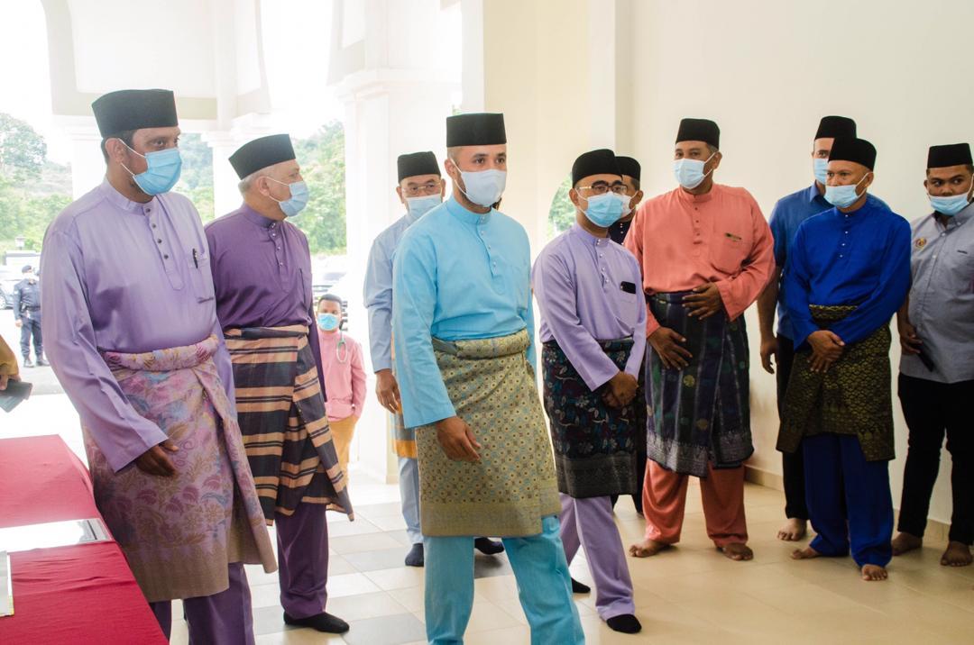 Solat Jumaat Pertama di Masjid Baru Benta (4)