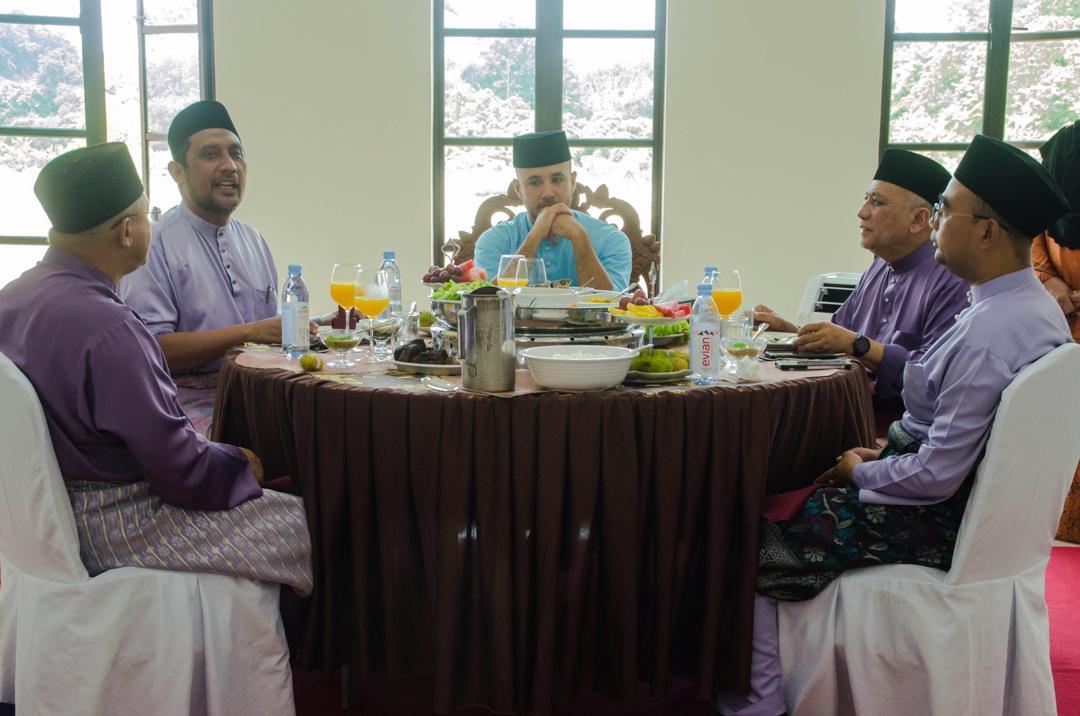 Solat Jumaat Pertama di Masjid Baru Benta (6)