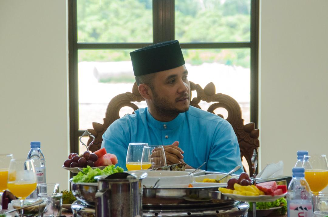 Solat Jumaat Pertama di Masjid Baru Benta (8)