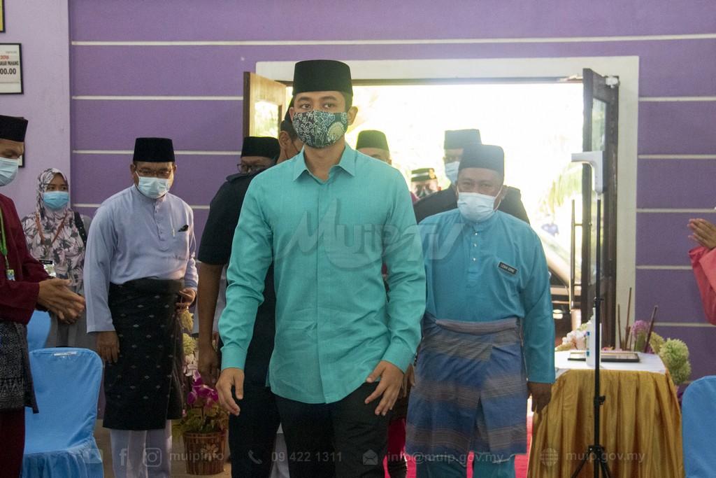 PRP Lawat Kulliah (2)