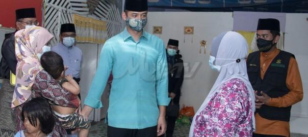 PRP Lawat Mangsa Ribut (3)