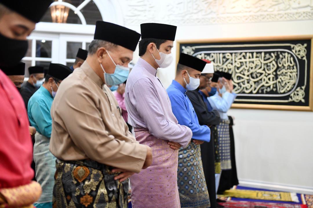Majlis Bacaan Yasin Dan Doa Selamat (1)