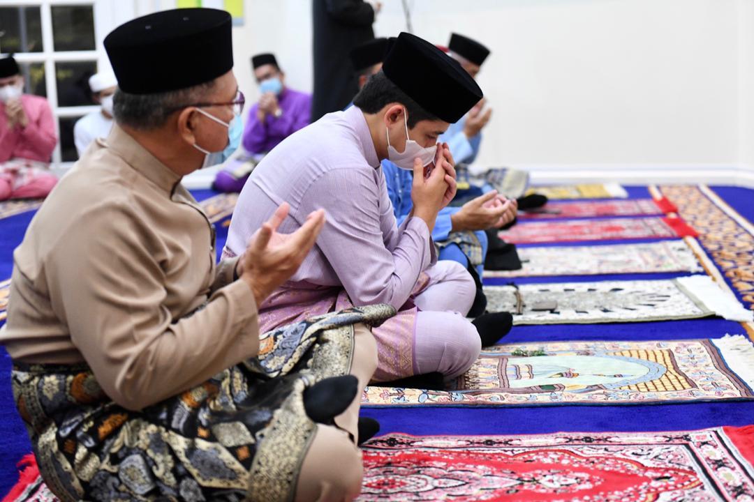Majlis Bacaan Yasin Dan Doa Selamat (3)