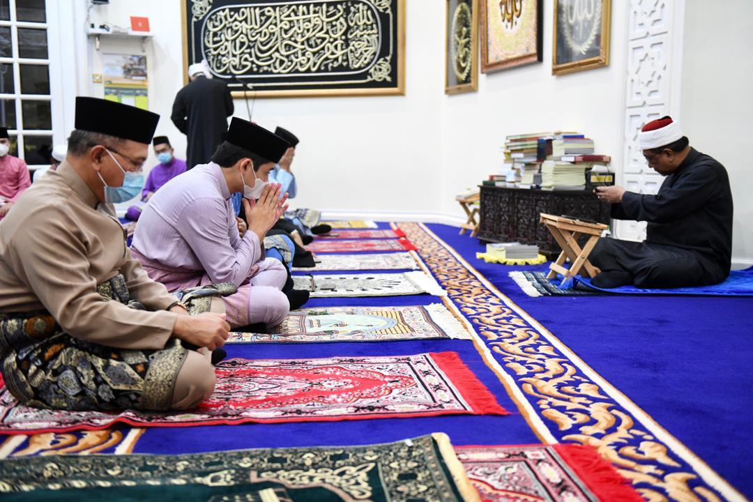 Majlis Bacaan Yasin Dan Doa Selamat (4)
