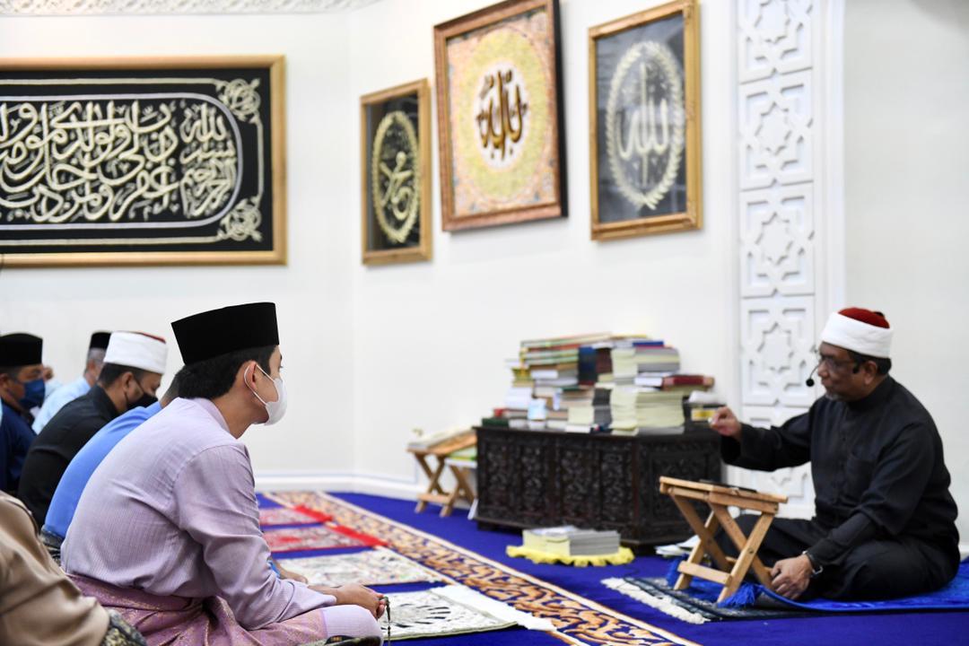 Majlis Bacaan Yasin Dan Doa Selamat (5)
